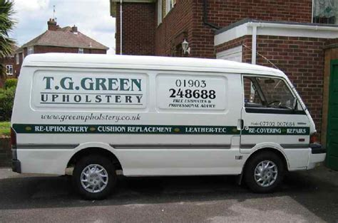 tg green upholstery map