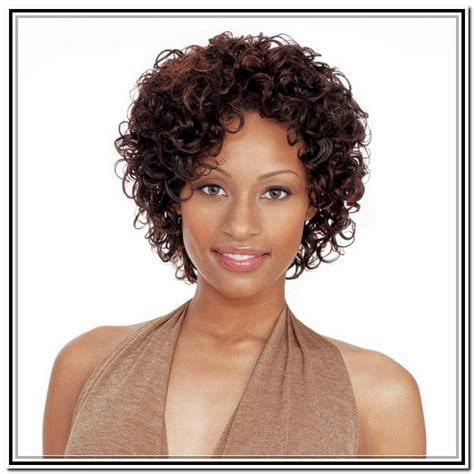 black curly hairstyles weaves 27 short curly hair weaves for black women short weave