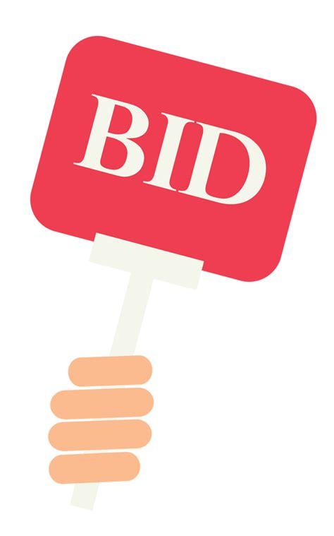 live bid auction auction clip cliparts
