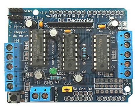 l293d by tokoarduino l293d shield motor driver arduino motor driver shield