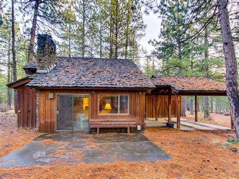 Cabins Oregon by Sunriver Cabin In Central Oregon