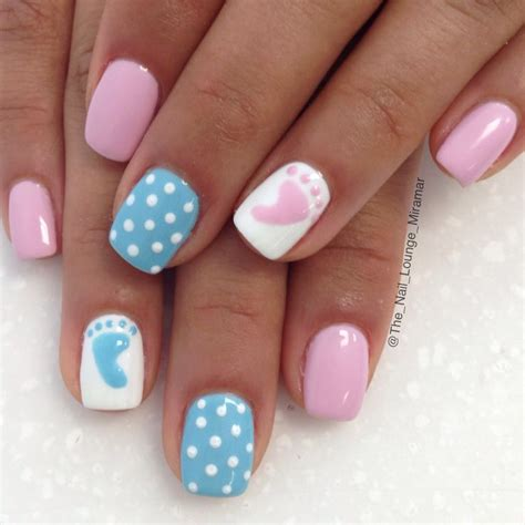 Baby Shower Nails 25 best ideas about baby shower nails on baby