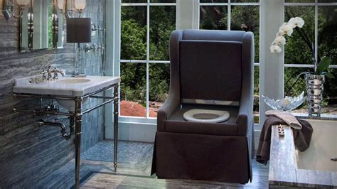 recliner toilet what this luxurious victorian style chair is actually a