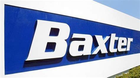 Baxter International Mba Track by Baxter Sees Sales Growing 5 A Year In Next 5 Years