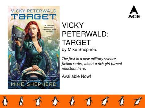 Peterwald Target penguin sdcc presentation