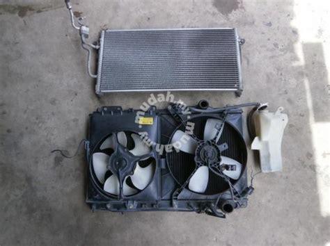 radiator condensor panjang lancer untuk wira car accessories parts for sale in shah alam