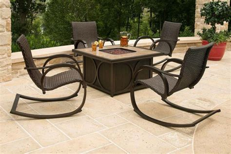 Outdoor Pit Stools by Firepit Chairs And Stools Rustzine Home Decor Outdoor