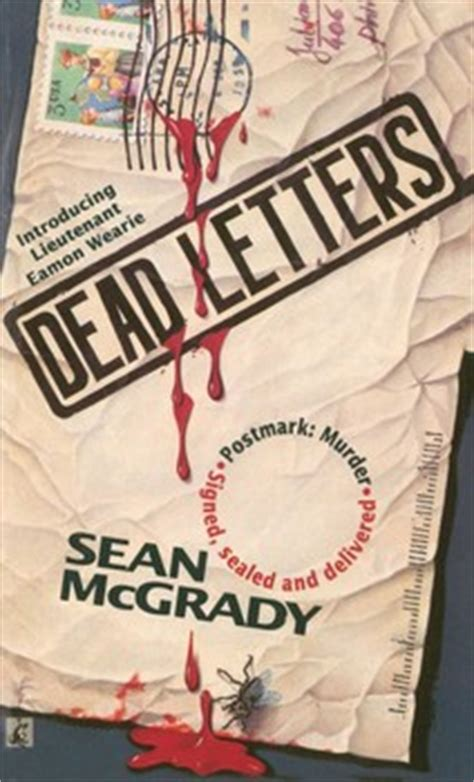 dead letters a novel books dead letters book by mcgrady official publisher