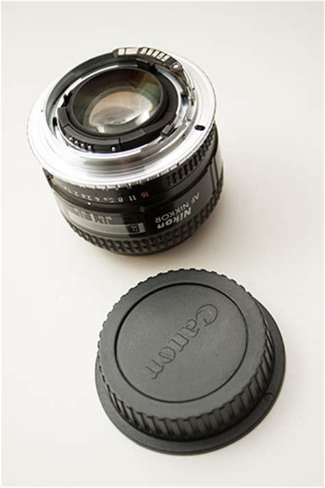 Lens Adapter Nikon G Eos Emf Chip ebay nikon g vs nikon ai to canon ef mount adapter 183 david