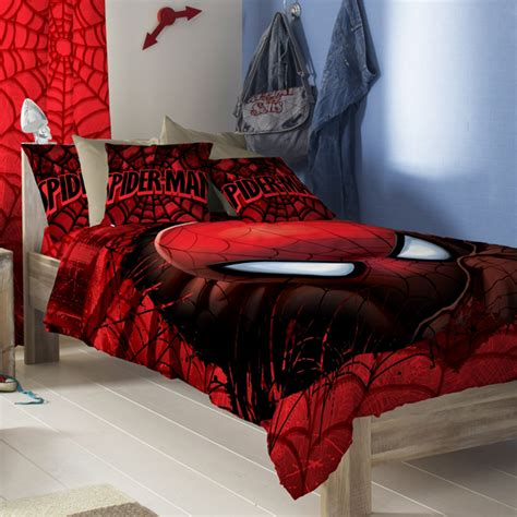 spiderman bedroom set spiderman bed for kids