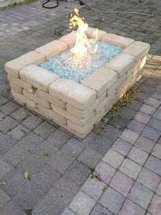 diy pit menards the pit store bond newcastle propane gas pit table with marble top and lava rock