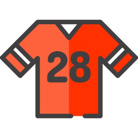 football jersey  sports icons