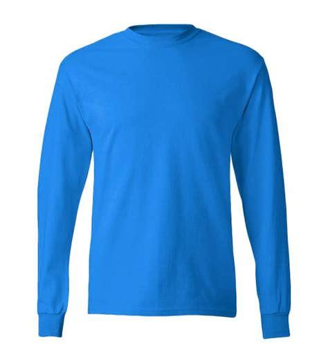 Baju Kaos Lengan Panjang Goldwing gambar baju biru polos clipart best