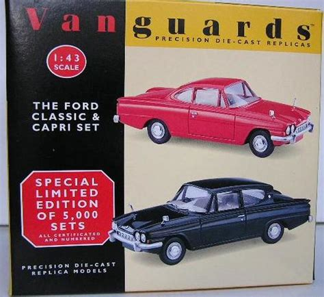 Diecast Shell Burago F1 Scuderia Limited Edition models lledo vanguards diecast model car set cl1002 ford classic 1 43 scale new in