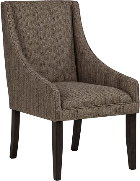 fabric dining room chairs inspiring fine dining