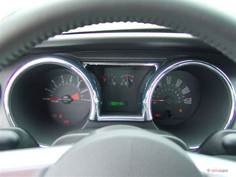 2005 ford mustang cluster 2005 ford mustang instrument cluster repair