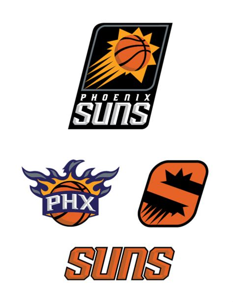 michael weinstein nba logo redesigns phoenix suns suns logo www imgkid com the image kid has it