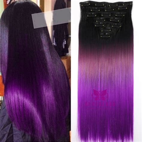 Black And Purple Hairstyles by Popular Purple Black Hair Styles Buy Cheap Purple Black