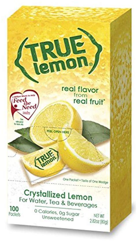 Free Product Sles True Lemon And True Lime by True Lemon Bulk 100ct Pack On Sale For 5 24 Free