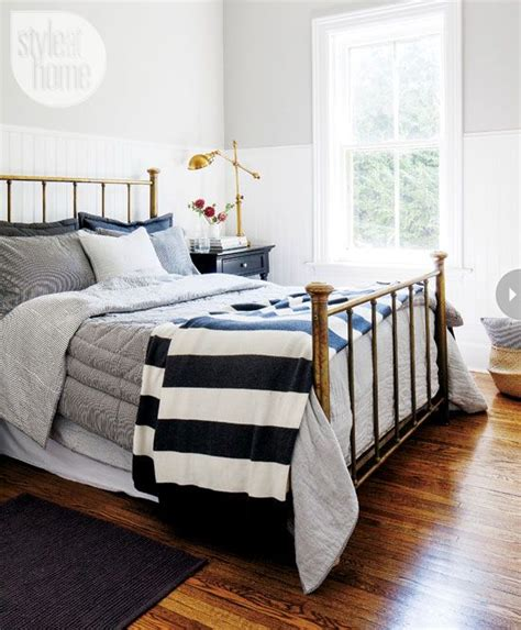 brass bedroom how to style a brass bed thayer reed