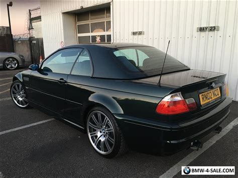 2002 bmw m3 for sale 2002 bmw m3 for sale in united kingdom