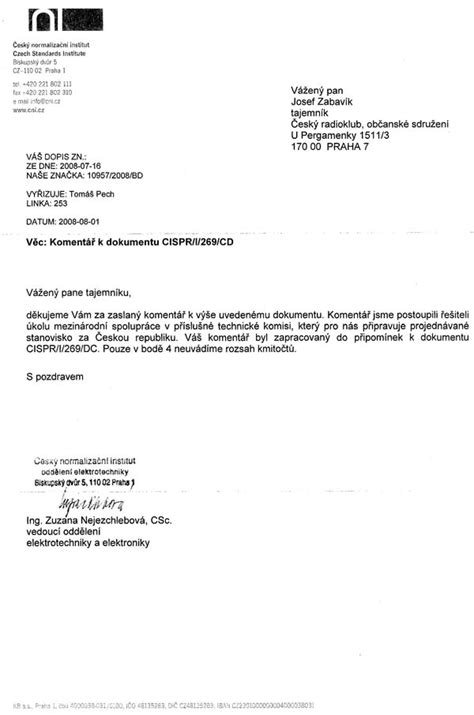 Authorization Letter To Get Nso Archiv Aktualit Emc 芟esk 253 Radioklub