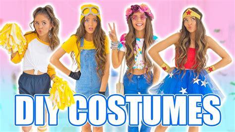 diy halloween costumes  easy  minute costume