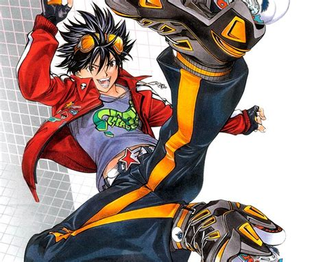 air gear review review air gear splash of our worlds