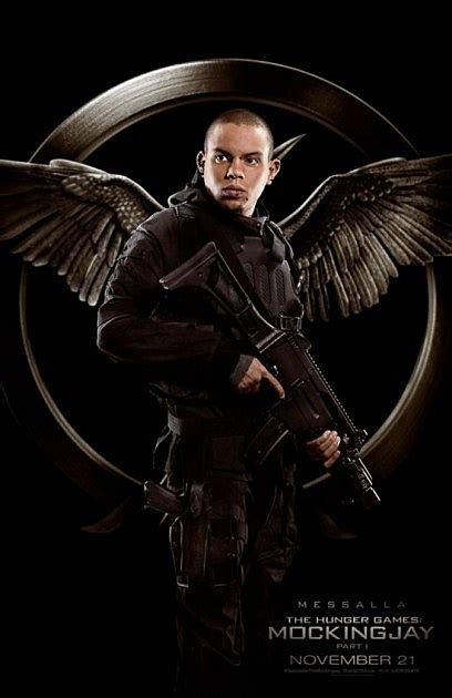 evan ross character in star new hunger games mockingjay character posters revealed
