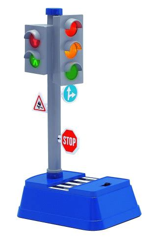 city battery operated lights dickie toys 203741001 city traffic traffic light battery