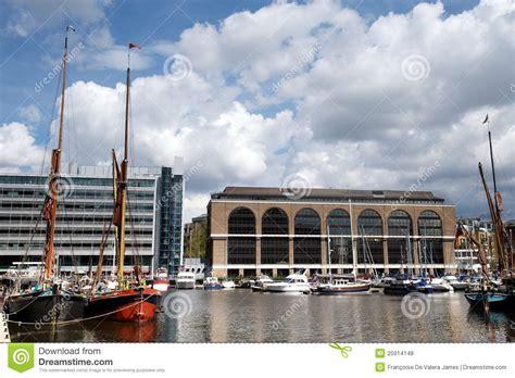 boats unlimited james city st katherine docks london uk editorial stock photo