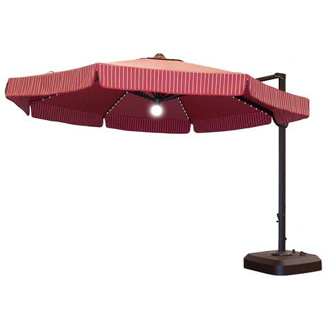 11 Offset Patio Umbrella 11 Ft Cantilever Patio Umbrella High Resolution 11 Ft Offset Patio Umbrella 2 Masterre206 11
