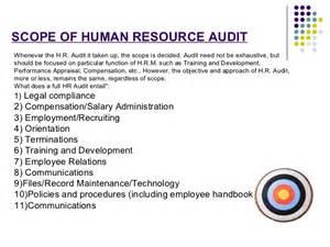sle hr audit report template hr audit for organisations
