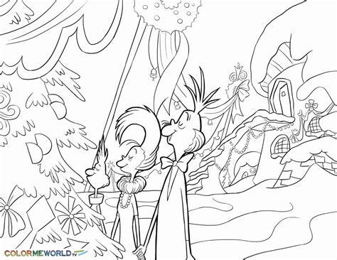 grinch characters coloring pages whoville characters coloring pages coloring home