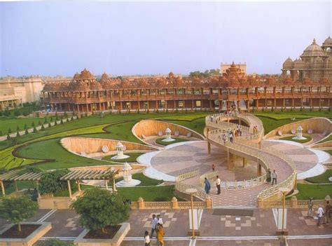 Akshardham (Delhi) Historical Facts and Pictures | The ...