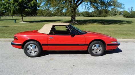 1990 buick reatta convertible 1990 buick reatta convertible f55 1 chicago 2016