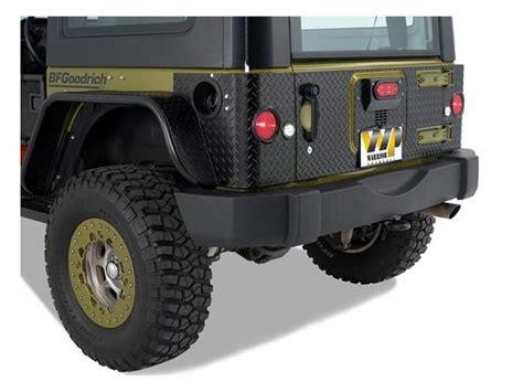 jeep jk corner guards jk rear corner guards jeeps canada jeep forums