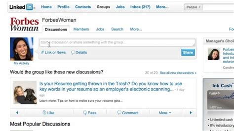 Search On Linkedin Promoting Your Brand On Linkedin Groups Search Engine Journal