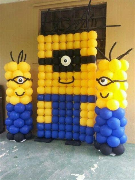 Minions Decoration by 1150 Best Images About Despicable Me Birthday Ideas