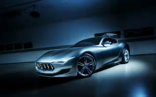 Maserati Alfieri 2016 Maserati Alfieri Wallpapers Hd Wallpapers