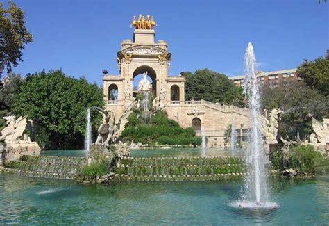 i giardini piu belli i parchi e i giardini pi 249 belli di barcellona