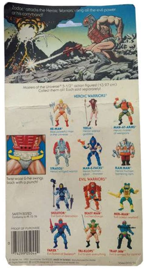 masters of the universe vintage card template zodac masters of the universe