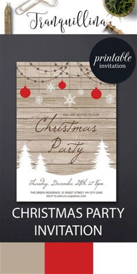 graphic design invitation templates christmas party flyer and invitation print templates