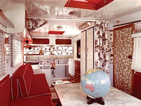 vintage home interior pictures 可愛い赤 キャンピングカーの内装やインテリアが家並みに快適素敵 不定期更新 naver まとめ