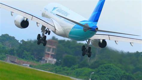 citilink vs garuda perbandingan cara landing pesawat citilink vs garuda