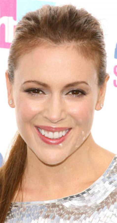 actress name with m alyssa milano imdb