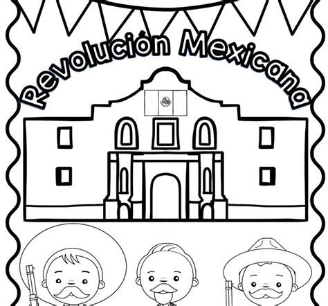 dibujos de la revolucion mexicana para nios holidays oo lapbook de personajes de la revolucion mexicana para ni 241 os