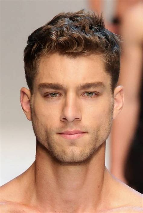hairstyle for man with long narrow face 20 cool hairstyles for men with thin hair thin hair