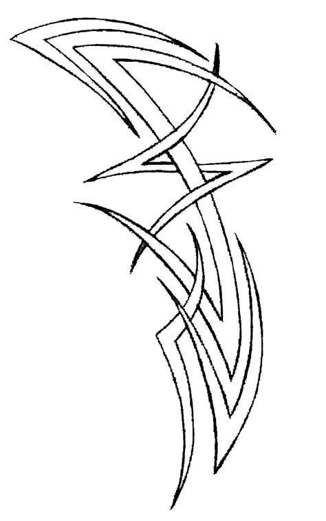 tribal outline tattoo designs tribal 24 by mysweetshadow on deviantart