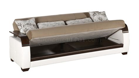 organic sofa bed natural sofa bed naomi light brown by sunset w options